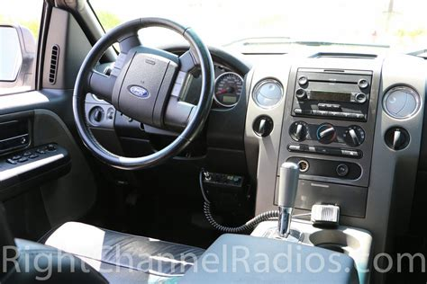 uniden pickup truck cb package  channel radios