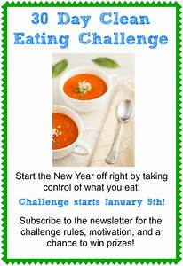 30-Day Clean Eating Challenge - Holistically Engineered