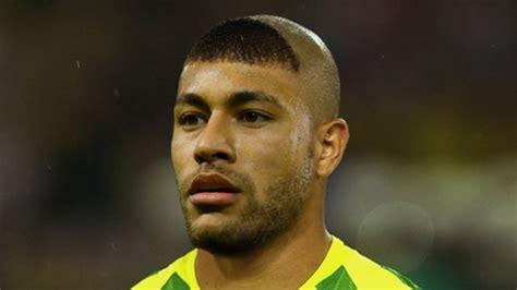 neymar   ronaldos  world cup hairstyle goalcom