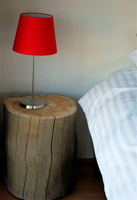 creative  eye catchy bedside table alternatives