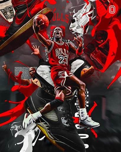 Basketball Jordan Michael Wallpapers Edits Overtime Instagram