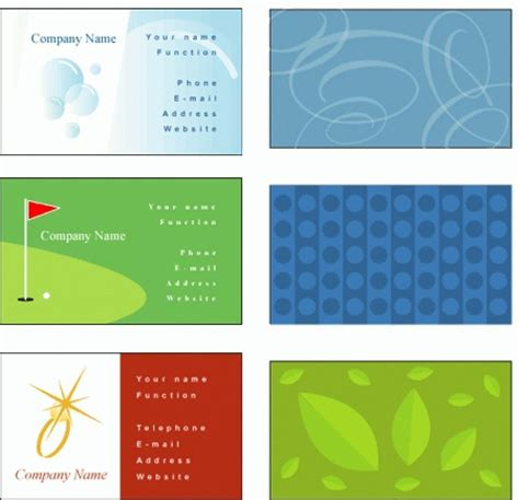 printable business card maker template business psd