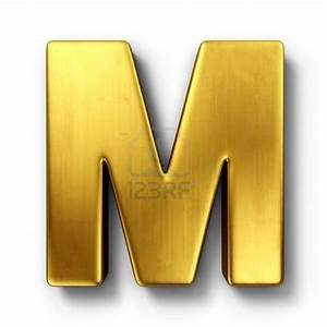 pin by maria c dirina on m for maria pinterest With gold letter m