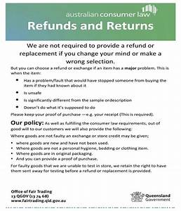 return policy template template business With returns policy template
