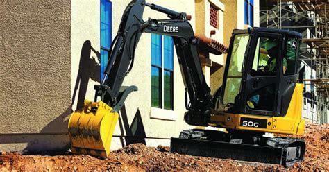 excavation equipment compact excavator onsite installer