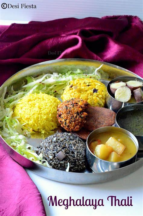 images cuisiner meghalaya thali meghalaya cuisine