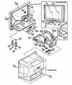 Jvc Tv Cabinet Parts