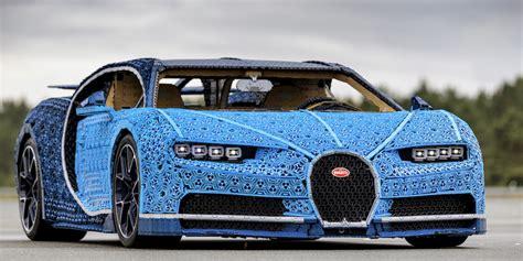 Bugatti Chiron Quiz by Eine Million Steine Lego Baut Bugatti In Originalgr 246 223 E