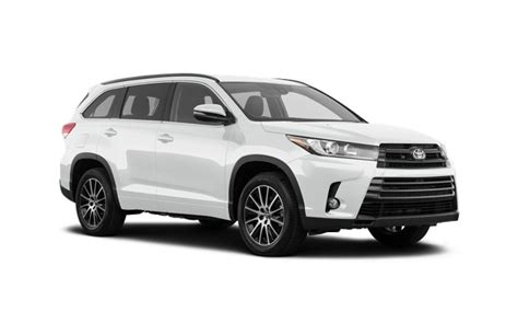What S The Best Lease Deal On Cars by 2019 Toyota Highlander Lease Best Car Lease Deals