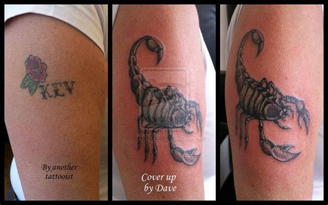 cover    scorpion cover  tattoo
