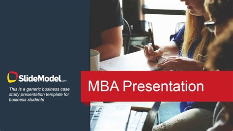 business case study powerpoint template slidemodel