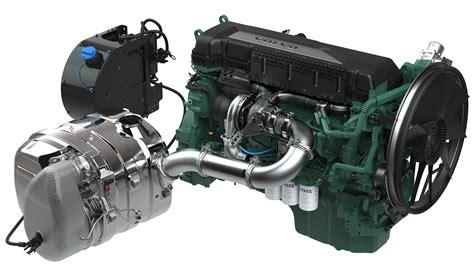 volvo penta reveals     liter engines  stage