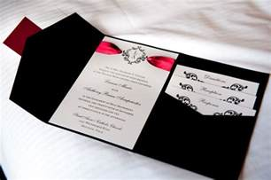 black wedding invitations white and black wedding invitations