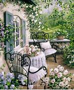 98 Best Images About English Cottage Gardens On Pinterest  Gardens Romantic