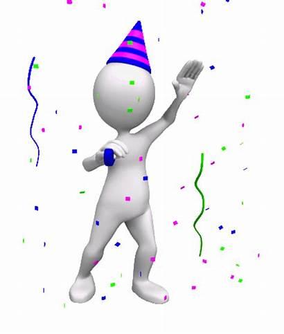 Birthday Stick Celebration Party Figure Break Gauss
