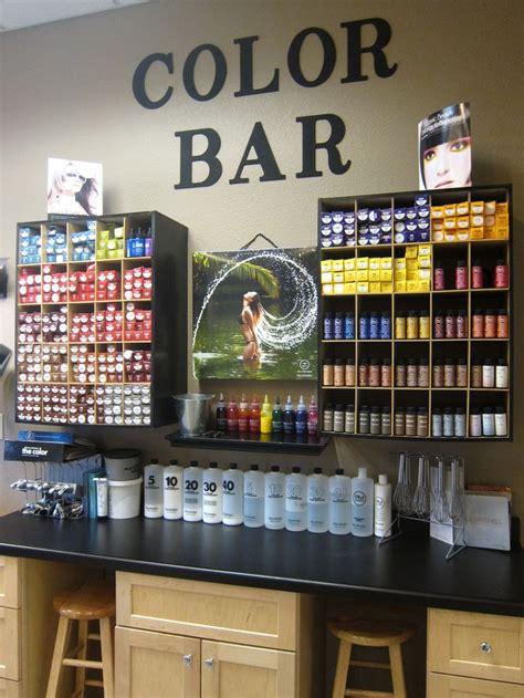 color bar salon arredamenti per parrucchieri estetica360