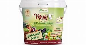 Dünger Für Gemüse : molly bio schafwoll d nger f r obst gem se pflanzenfee deutschland ~ Frokenaadalensverden.com Haus und Dekorationen