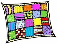 Quilt Squares Clipart - ClipartXtras