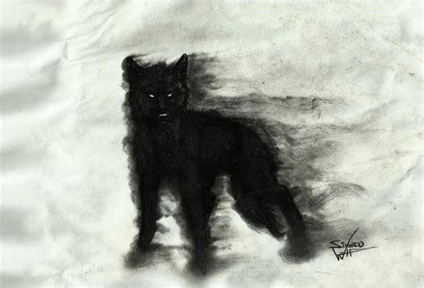 Demon dog by SinnedWolf on DeviantArt