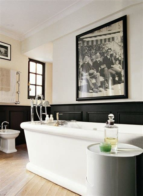 Bathroom With Wainscoting Ideas by 49 Wainscoting Ideas With Pros And Cons Digsdigs
