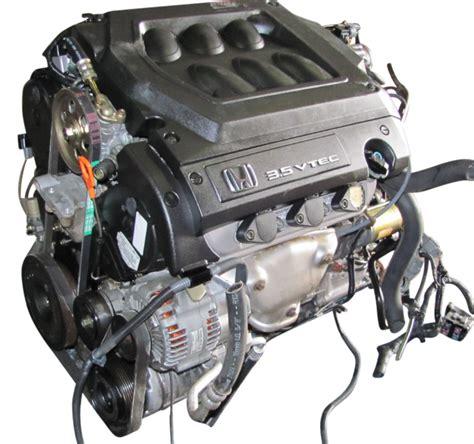 honda odyssey engines