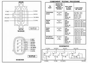 93 F150 Mlp Sensor Wiring Diagram