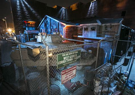 Any park tickets purchased for a date when we are closed will automatically be changed to one valid until. HHNH Best Facade - 2014 - Halloween Horror Nights ...