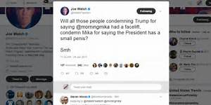 Here Are the People in Media Siding With Trump in ...
