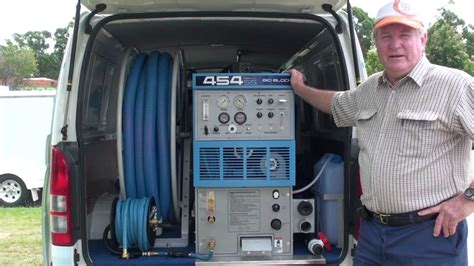 Sapphire Scientific Truckmount