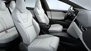 Tesla updates Model S interior with new back seats - Electrek