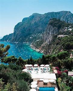 Capri, Is, The, Perfect, Place, To, Seek, Relaxation, And