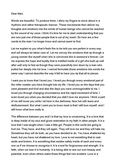 love letter  boyfriend  break  templates