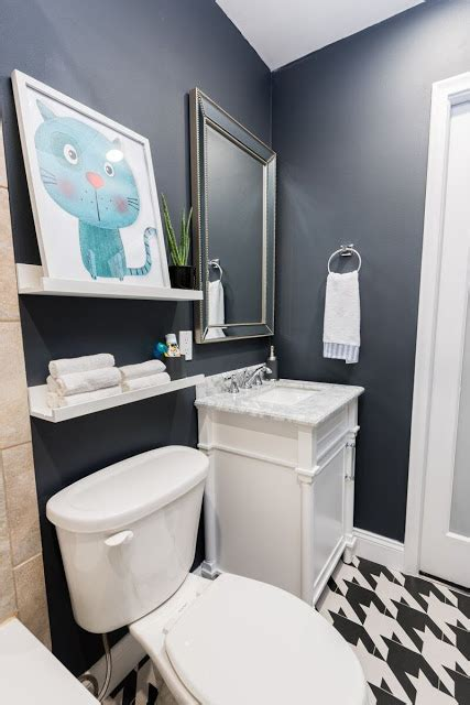 Home Depot Bathroom Makeover by Live Laugh Decorate A Weekend Bathroom Makeover With The