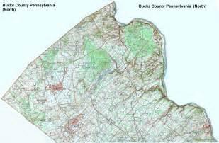 Bucks County PA Township Maps