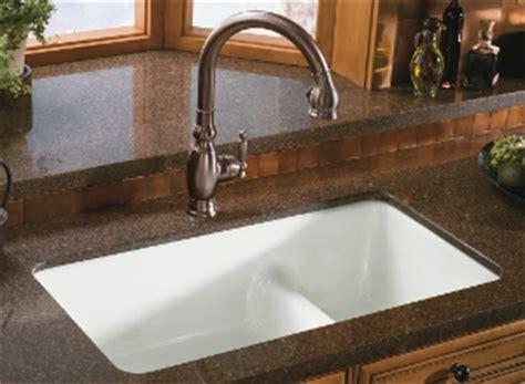 undermount ceramic kitchen sink the kitchen sink company 6575