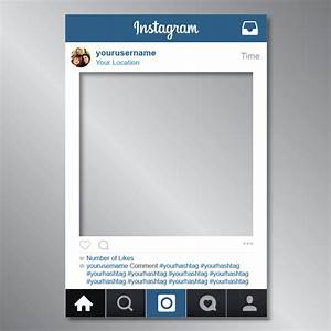 Instagram Photos Frame | Printing Dublin | Promotions