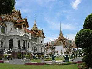 Bangkok, Thailand - Tourist Destinations