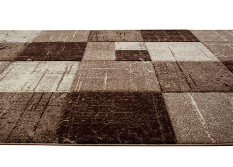 tapis wilton london square chocolat