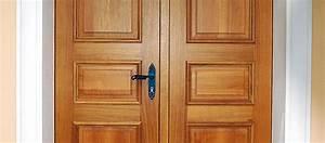Porte D Entrée En Bois Moderne : portes en bois tunisie portes d 39 entr e et interieur blind es ~ Nature-et-papiers.com Idées de Décoration