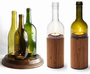 Glasschneider Für Flaschen : inspirierende bastel und upcycling ideen mit weinflaschen freshouse ~ Watch28wear.com Haus und Dekorationen
