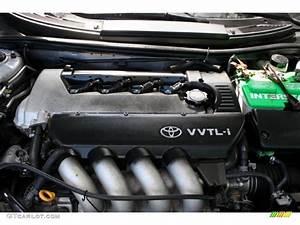 2001 Toyota Celica Gt-s 1 8 Liter Dohc 16-valve Vvt