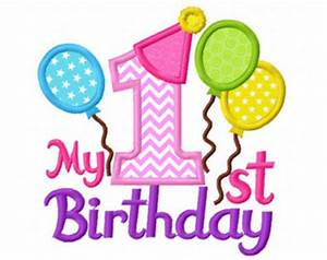 My 1st birthday | Etsy