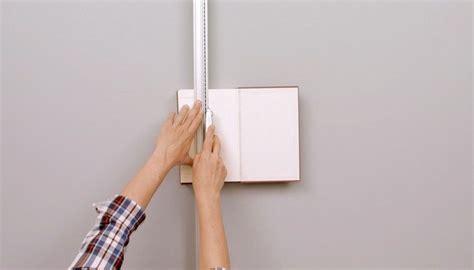 how to put up a shelf how to put up a floating shelf