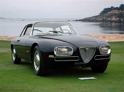 Fab Wheels Digest (fwd) Alfa Romeo 2600 Sz Zagato