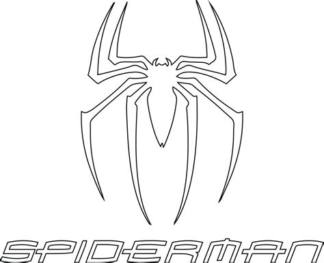 Coloring Pages Superheroes Symbols 2124895