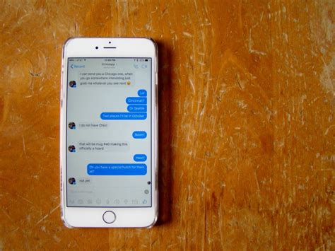 messenger for iphone messenger now lets you peek and pop on iphone 6s