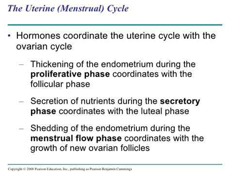 irregular shedding of the uterine lining chapter 46 presentation