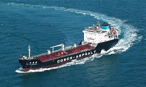 COSCO Shipping Places Order for Four Asphalt Carriers ...