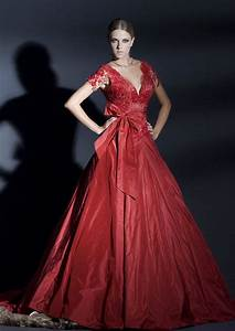 red wedding dress 2 fantastical wedding stylings With red dress wedding