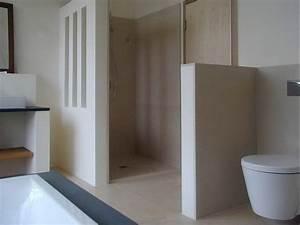 Badezimmergestaltung Ohne Fliesen : bad dusche ~ Sanjose-hotels-ca.com Haus und Dekorationen